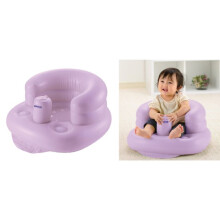 Richell Airy Baby Chair - Purple