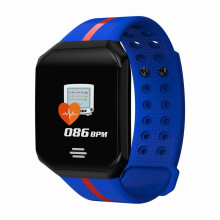 CURREN B07 Heart Rate Blood Pressure Monitor Activity Tracker Sport  Smart Band For IOS Android