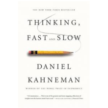 Thinking, Fast and Slow - Kahneman, Daniel - 9780374533557
