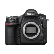 Nikon D850 Kamera DSLR - Hitam [45.7 MP/ Body Only] Black