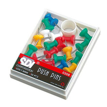 SDI Push Pins 0308