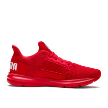 PUMA Enzo Street - Ribbon Red-High Risk Red- White
