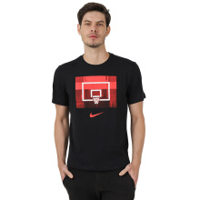 NIKE As M Nk Dry Tee Backboard - Black