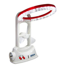 IDEALIFE - Emergency Lamp with Fan - Lampu Darurat dengan Kipas - IL-283