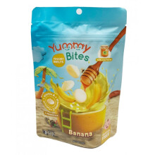 Yummy Bites Yogurt Melt 20gr - Banana Honey