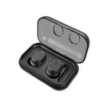 Vinmori New TWS-8 touch wireless Bluetooth headset 5.0 double call to ear charging bin in-ear
