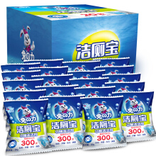 Rabbit force (rabbit の force) Toilet Bao Lan bubble 50g * 20 bags (Baicao fragrance) about 300 times per flush
