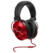 Pioneer SE-MS5T Over Ear Headphone with In-Line Microphone