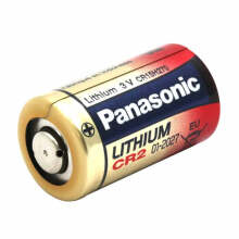 Battery Lithium Panasonic CR2