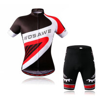 BC463 Cycling Jersey Bicycle Short Sleeve Top Shorts Tights Pants Suit Set BC470 S