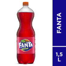 FANTA Strawberry PET Botol Carton 1500ml x 12pcs