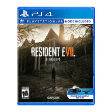 SONY PS4 Game Resident Evil 7: Biohazard (VR Mode) - Reg 2