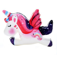 [COZIME] Cute Unicorns Squishy Slow Rising Cartoon Doll Cream Scented Stress Relief Toy Multicolor