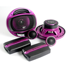 VENOM Turbo Series VX6TO Component Speaker Mobil [6 Inch]
