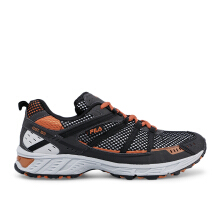 FILA Montagna - Black/Grey/Orange