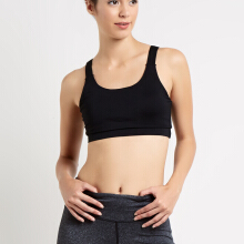 CoreNation Active Harper Bra - Black