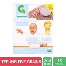 GASOL Tepung Five Grains Box - 200gr