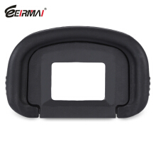 Professional EG Replacement Rubber Eyecup Eye Cup for Canon EOS 5D Mark IV / Mark III / S / Sr / 7D Mark II / 1D - C / 1D - X / 1D Mark IV / III / 1Ds Mark III / 1D / 1Ds DSLR Camera  - Black