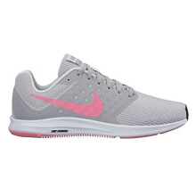 Nike Downshifter 7 W Running Shoes - Silver/Pink 852466015