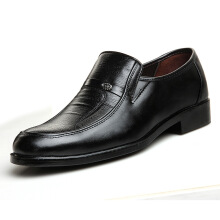 Siying business casual new pointed men's formal shoes
