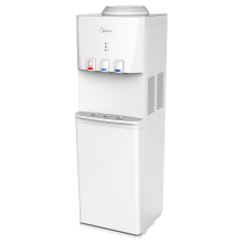 MIDEA Top Load Water Dispenser YL 1740S-W