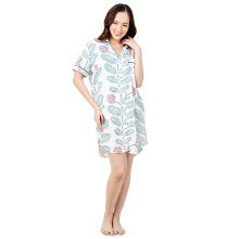 MOODS Tunic Leaf [All Size] - Broken White