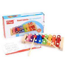 [COZIME] Octave Hand Knock Piano Children Piano Musical Toys Early Educational Toy Multicolor1
