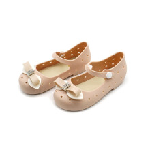 minihelisha Non-slip comfort princess jelly sandals girls shoes