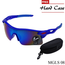 Gudang Fashion Sunglass Pria Kacamata Anti UV Protection Polycarbonate