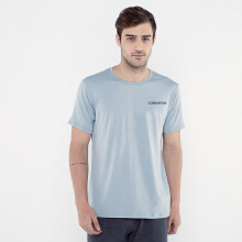 CoreNation Active Basic Top Short Sleeve - Abu