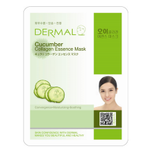 DERMAL Collagen Essence Mask Cucumber 23g