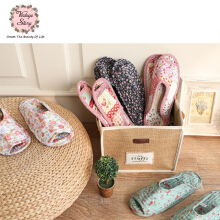 Vintage Story - Shabby Sandal Rumah - Motif A Pink