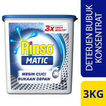 RINSO Matic Front Load 3kg