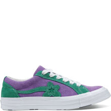 Converse One Star x Golf Le Fleur[162128C510]-Purple