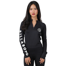 BILLABONG Sol Searcher Ls Rg - Black Pebble
