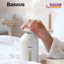 Baseus Mini Humidifier USB Portable Air Purifier Hydrating Spray 320ml For Home Office