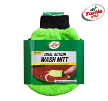 Turtle Wax - Turtlewax TWA-123 Dual Action Wash Mitt
