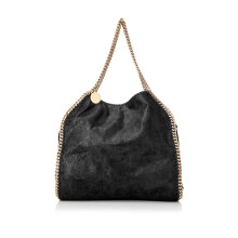 Pre-Owned Stella McCartney Falabella Chamois Small Tote