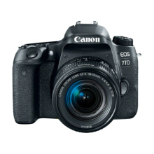 Canon EOS 77D KIT EF-S 18-55mm IS STM Black