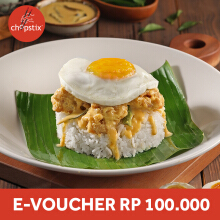 Chopstix - Voucher Value Rp 100.000