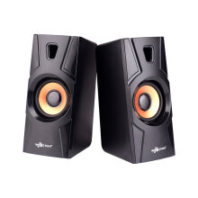 M17 Mini Home Loud Speaker Portable USB Interface Music Louderspeaker Box Black