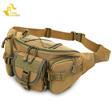 Free Knight Wear-resistant Military Outdoor Sport Molle Waist Bag Hip Belt Pack