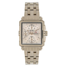 Expedition E 6618 BF BCGCN Ladies Beige Dial Beige Stainless Steel Strap [EXF-6618-BFBCGCN]
