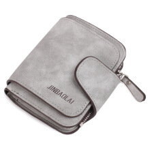 BESTIELADY 3302 Frosted Coin Purse Wallet