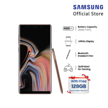 Samsung Galaxy Note9 [6/128GB] - Metallic Copper