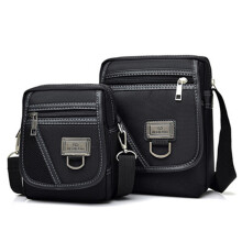Jantens   Male Shoulder Crossbody Bags High Quality Oxford Small Business Bag Men Casual Messenger Bag