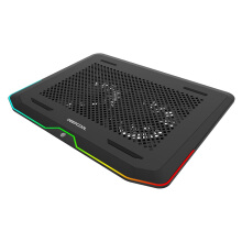 Deepcool N80 RGB - Gaming Notebook Cooler With RGB LED Lighting Multicolor