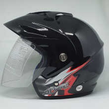 TGP Five GP5 Helm Half Face