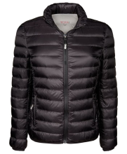 TUMI Clairmont Packable Travel Puffer Woman - Black