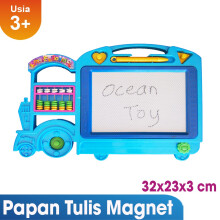 Ocean Toy Papan Tulis Magic Board Mainan Edukasi Anak OCT0035